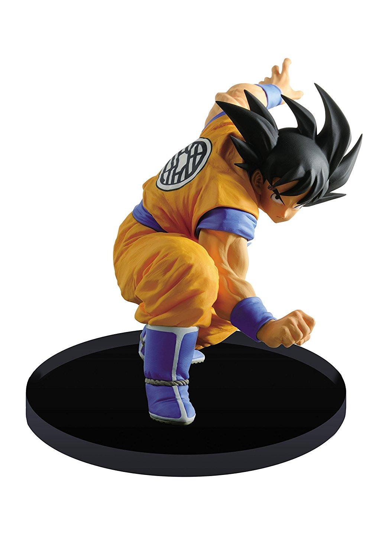 Goku ของแท้ JP แมวทอง - Scultures Banpresto [โมเดลดราก้อนบอล]