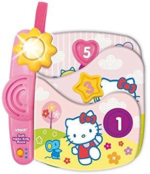 หนังสือผ้านุ่มนิ่ม VTech Baby Hello Kitty Soft Book ของแท้ ส่งฟรี