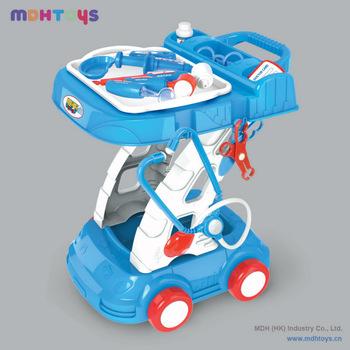 ชุดหมอรถเข็น mini trolley playset มาใหม่ ส่งฟรี