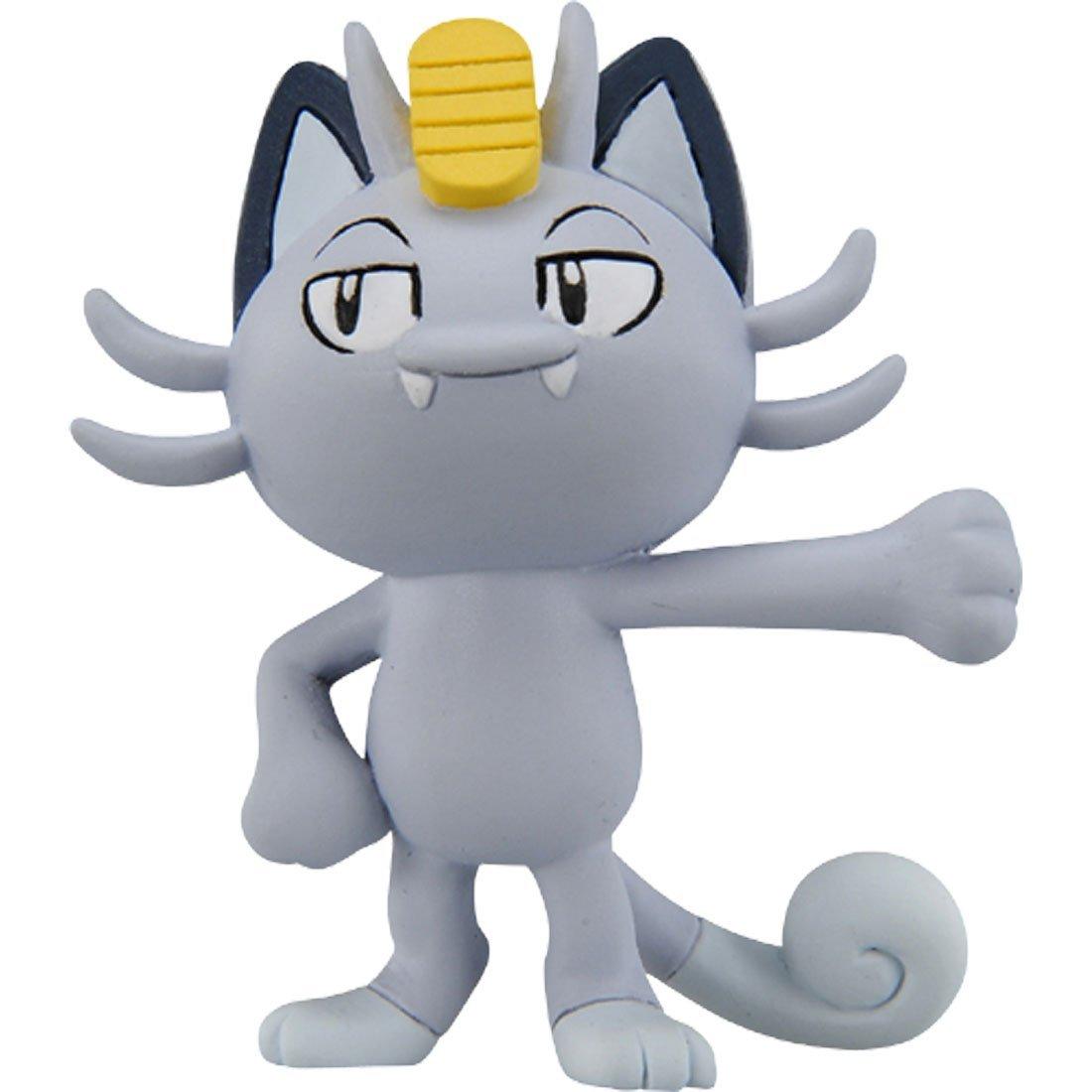Meowth Ver.Alola ของแท้ JP - Takara Tomy Moncolle EX [โมเดลโปเกมอน]