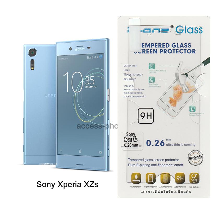 P-one ฟิล์มกระจก Sony Xperia XZs