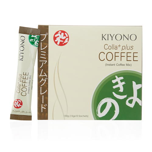 KIYONO COLLA PLUS COFFEE