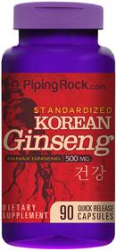 บำรุงและฟื้นฟูสุขภาพในทุกๆด้าน (โสมเกาหลี จินเซนโนไซด์) 500 mg | 90 แคปซูล