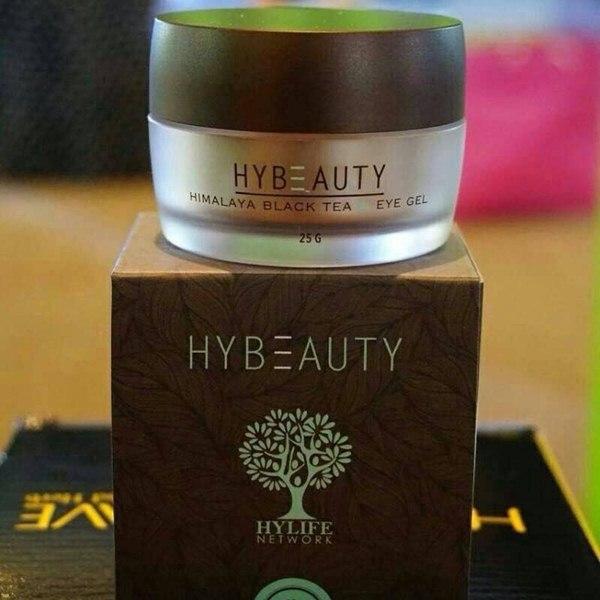 Hybeauty Himalaya Black Tea Eye Gel หิมาลายา แบล็ค ที อายเจล