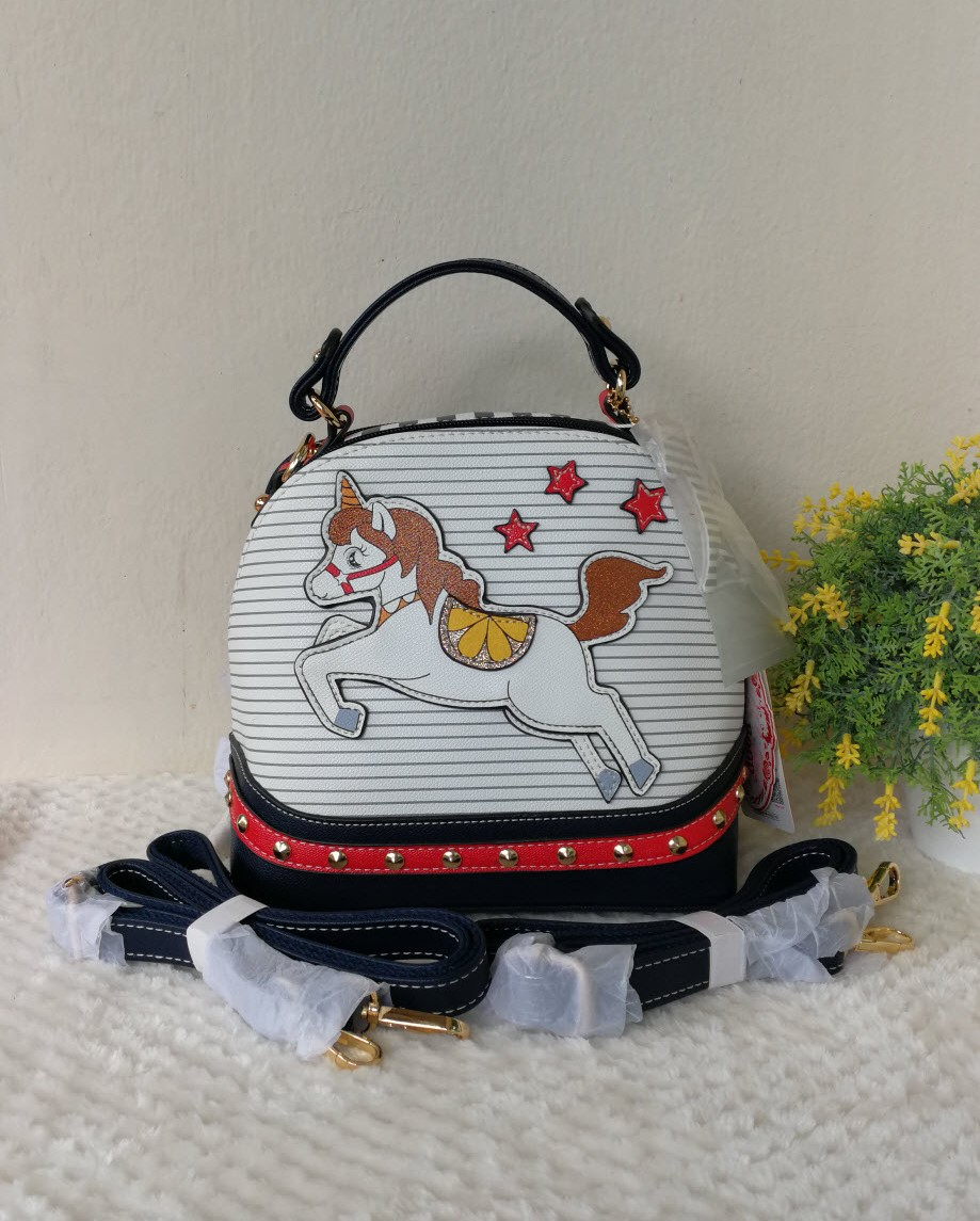 กระเป๋าเป้ 3 ทรง Betty Boop ของแท้ 💯% 💥พร้อมส่ง