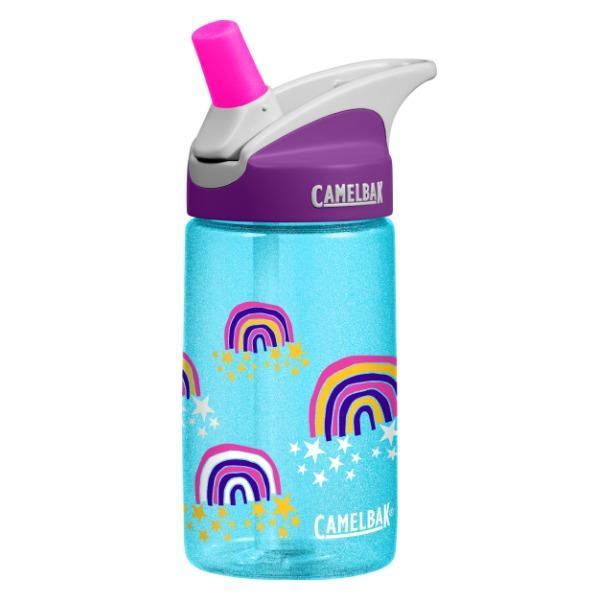 กระติกน้ำเด็ก ยอดนิยม CamelBak eddy Kids .4L Water Bottle ลายสายรุ้ง