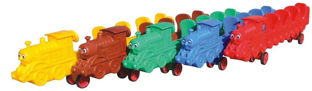 รถไฟ 4 ที่นั่ง