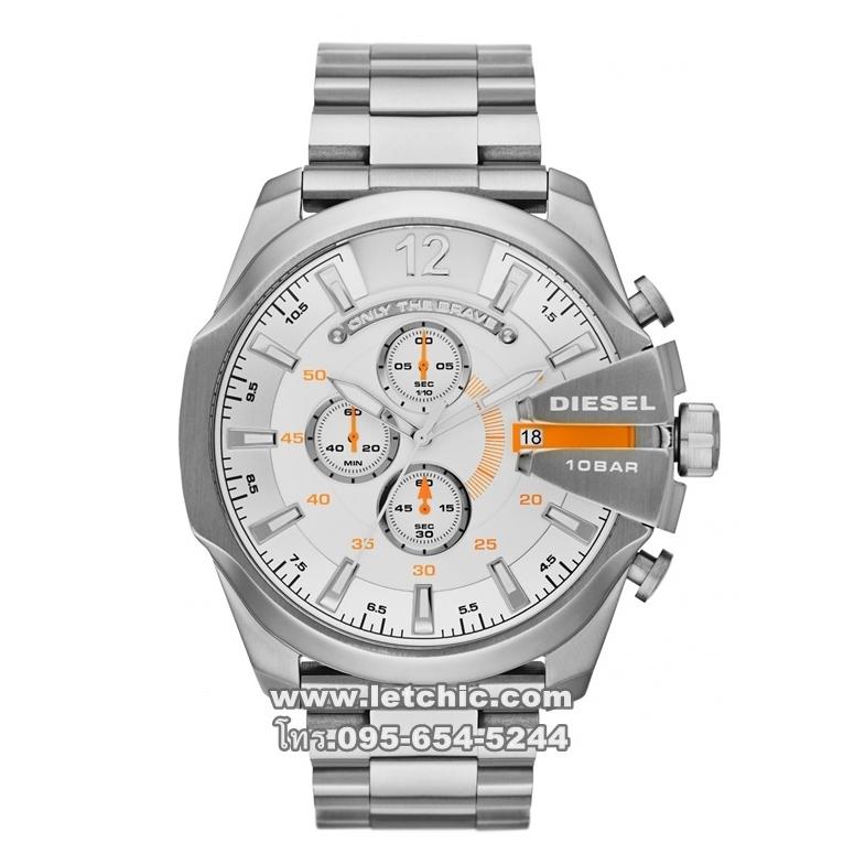 นาฬิกา Diesel รุ่น DZ4328 Master Chief นาฬิกาข้อมือผู้ชาย ของแท้ รับประกันศูนย์ 2 ปี ส่งพร้อมกล่อง และใบรับประกันศูนย์