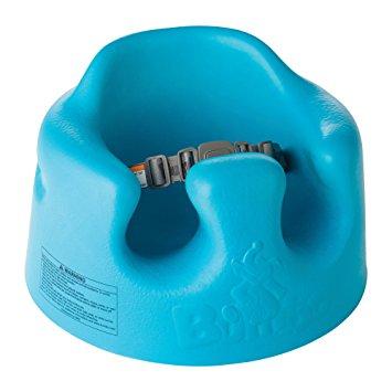 เก้าอี้หัดนั่งสำหรับเด็กเล็ก Bumbo floor seat with tray เก้าอี้หัดนั่งที่ได้รับความนิยมทั่วโลก ของแท้ พร้อมถาด สีฟ้า (Blue)