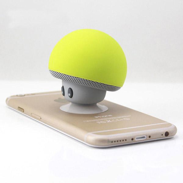 ลำโพงบลูทูธเห็ด Mushroom Mini Bluetooth Speaker