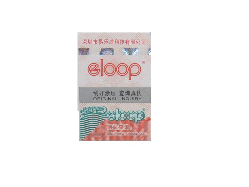รหัสเลขซีเรียลนัมเบอร์ Eloop
