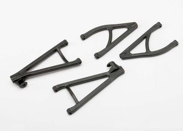 Suspension arm set, rear (includes upper right & left and lower right & left arms)