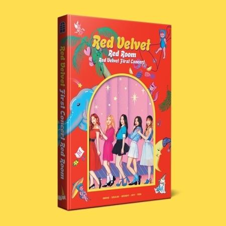 Red Velvet - Red Velvet First Concert Red Room Photobook