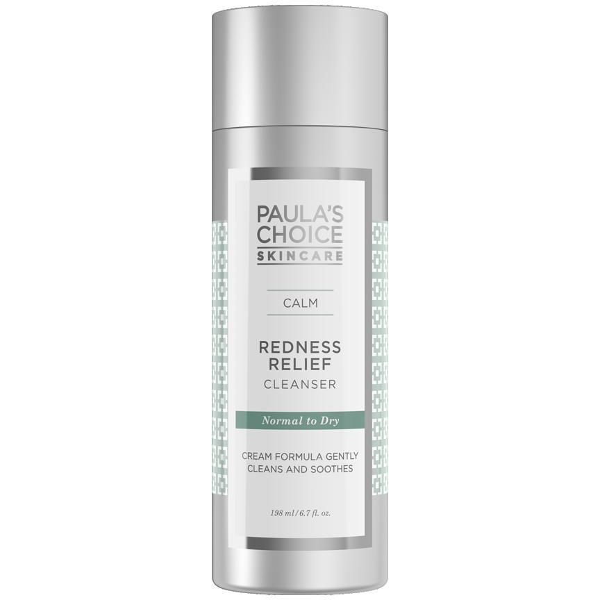 [ลด 20%] Paula Choice Calm Redness Relief Cleanser ผิวแห้ง 198ml