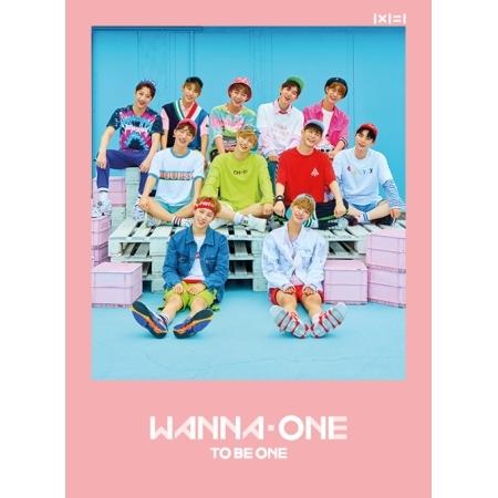WANNA ONE - Mini Album Vol.1 (Pink Ver.)