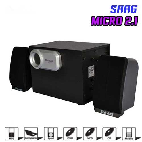 MICRO2.1 SAAG Speaker 800w.