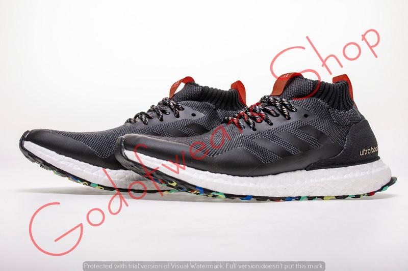 71832a3bc72e9 Adidas Ultraboost Uncaged Mid Multicolor Black Basf - GodofWears ...