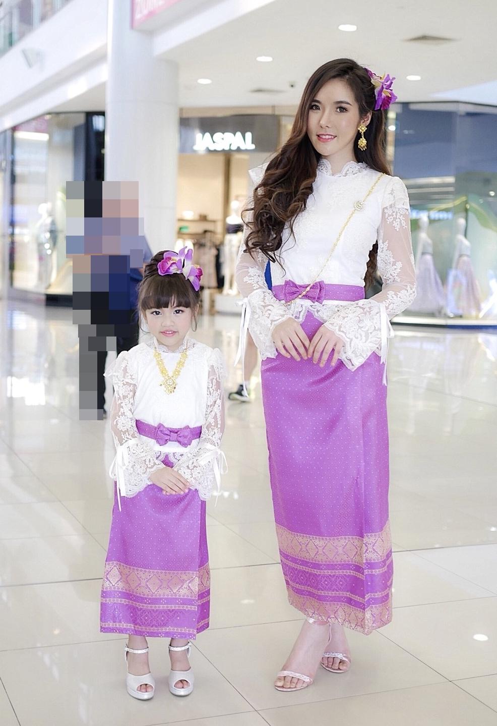 Ribbon Thai Set