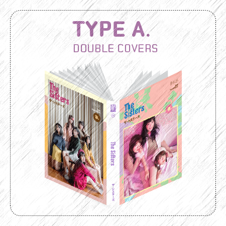 """BNK48 1st Photobook """"The Sisters"""" TYPE A"""