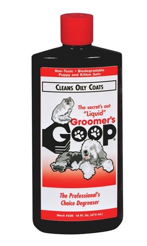 ขจัดความมัน Liquid Groomer's Goop