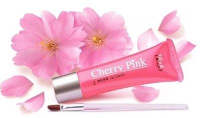 Cherry Pink Lip AND Nipple Cream (10g) พบวิธีแก้ปากดำด้วยลิปแก้ปากดำ ครีมริมฝีปากชมพู หัวนมชมพู