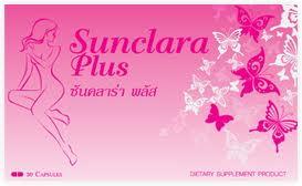 ซันคลาร่าพลัส Sun Clara Plus สูตรใหม่ กล่องชมพู เห็นผลดีกว่าเดิม ผลิตภัณฑ์เสริมอาหาร ซันคลาร่า พลัส ( Sunclara Plus ) ของแท้ ถูกลิขสิทธิ์
