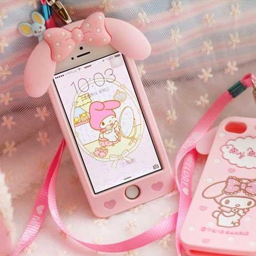 เคสโทรศัพท์มือถือไอโฟน 6 My Melody
