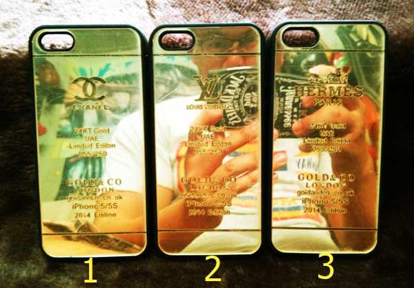 เคสไอโฟน5/5s หลุยส์ ชาแนล Hermes
