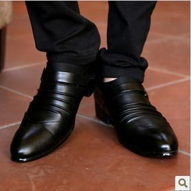รองเท้าหนังผู้ชายแฟชั่น