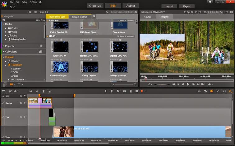 download pinnacle video editing software