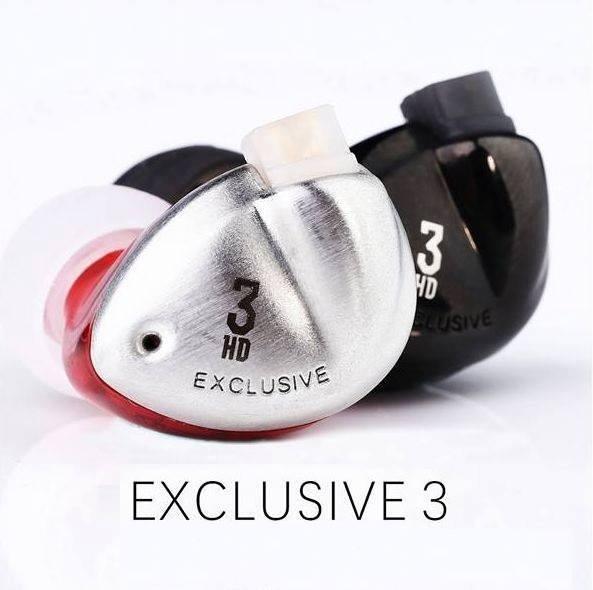หูฟัง TFZ Exclusive 3