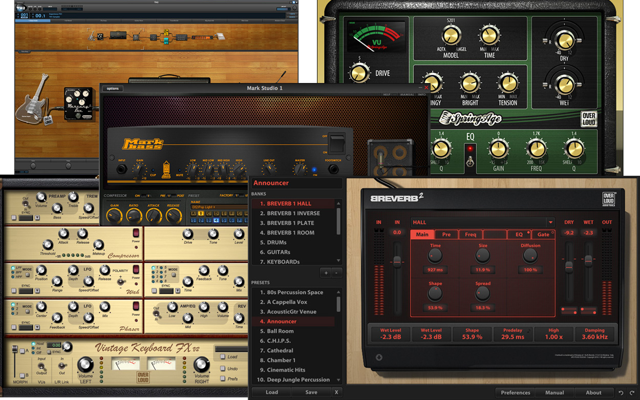 Overloud Plugins Pack 2014.03