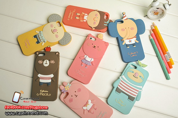 เคส iPhone 4/4s - ROMANE MOMO BLOG Collection