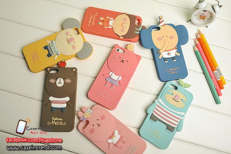 เคส iPhone 5- ROMANE MOMO BLOG Collection