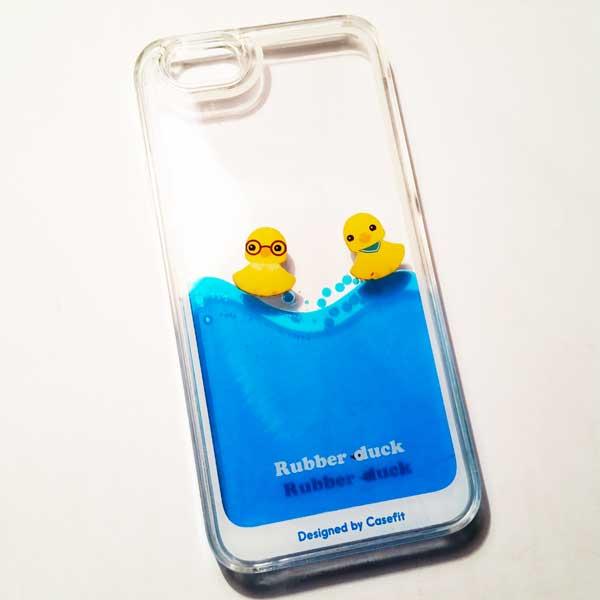 เคสไอโฟน 6 ลายเป็ดเล่นน้ำ