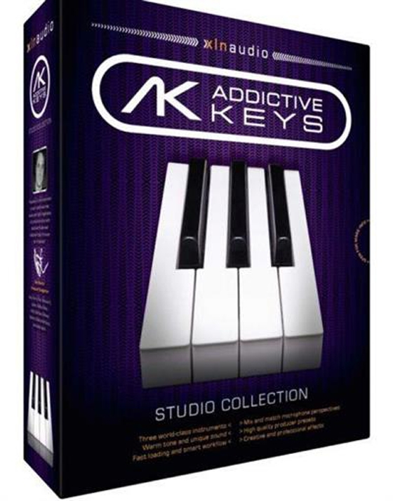 XLN Audio Addictive Keys v1.1.4