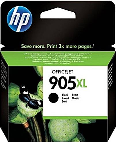 HP 905XL INK BLACK สีดำ