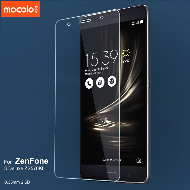 ฟิล์มกระจกนิรภัย 9H 2.5D (Asus Zenfone 3 ULTRA)
