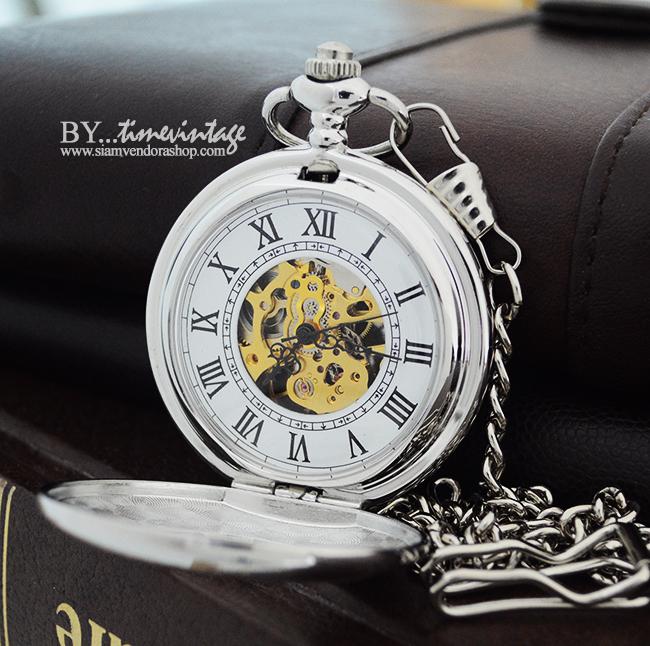 นาฬิการะบบไขลานโบราณ