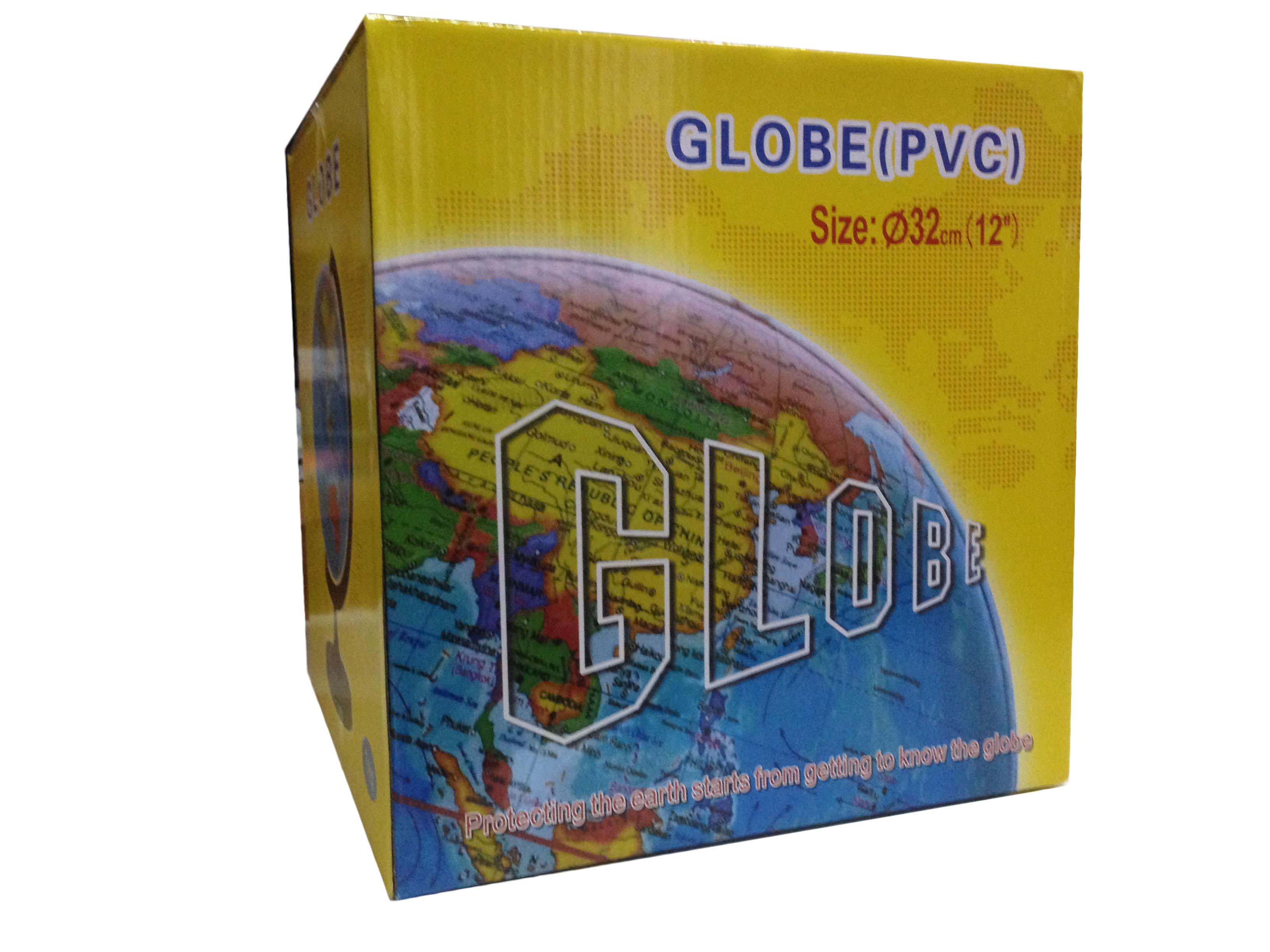 ลูกโลกPVCขนาดเส้นผ่าศูนย์กลาง 32 Cm.
