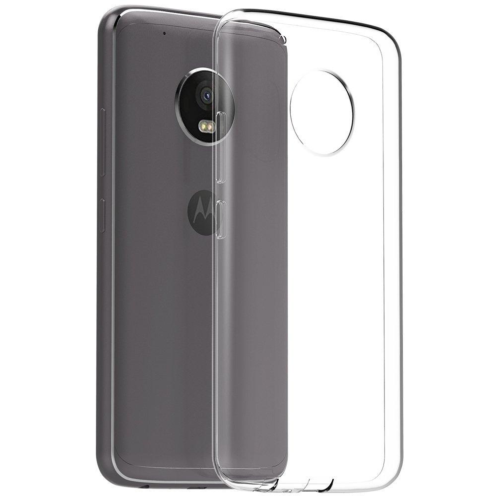 TPU Case โปร่งใส (Moto E4 Plus)