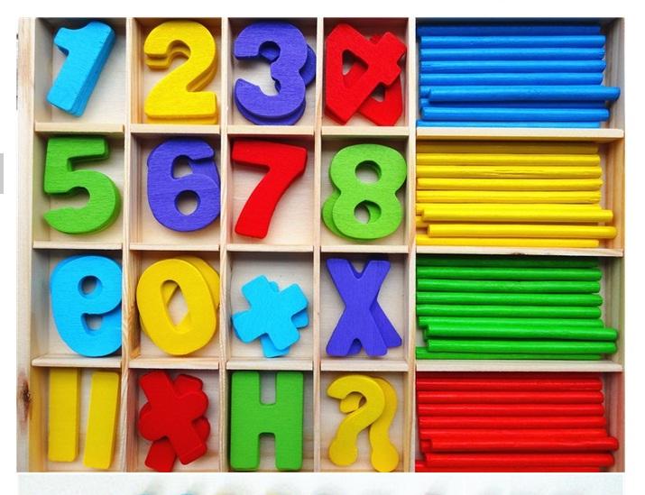 แท่งไม้ฝึกคณิตศาสตร์