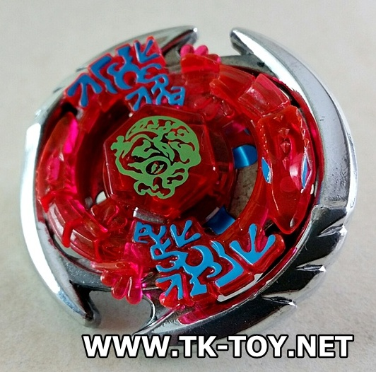 Beyblade Metal fusion BB74 Thermal Lacerta WA130HF [TAKARA]