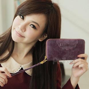 กระเป๋าสตางค์แฟชั่นสไตล์เกาหลี