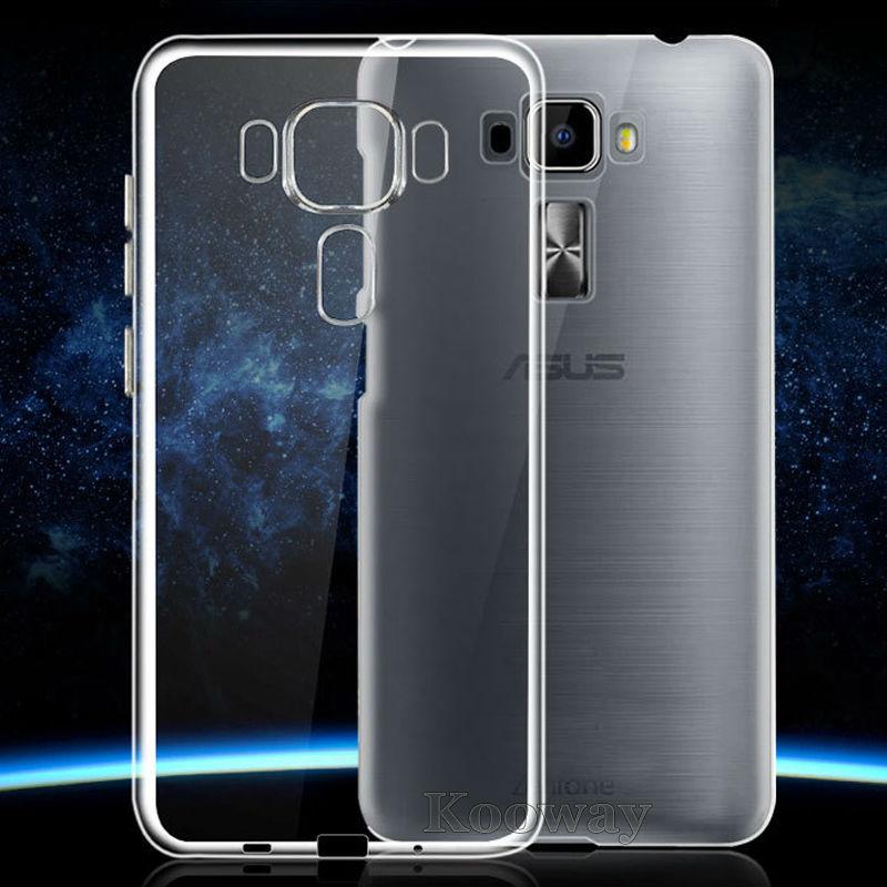 "TPU Case โปร่งใส (Asus Zenfone 3 5.2"" ZE520KL)"