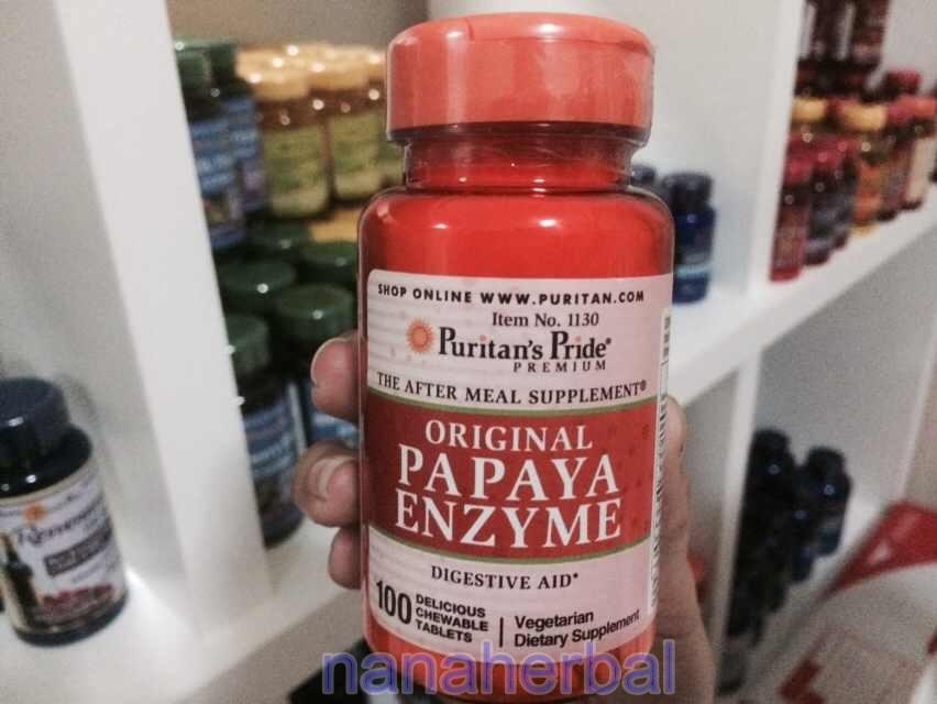 Papaya Enzyme เอนไซม์มะละกอ