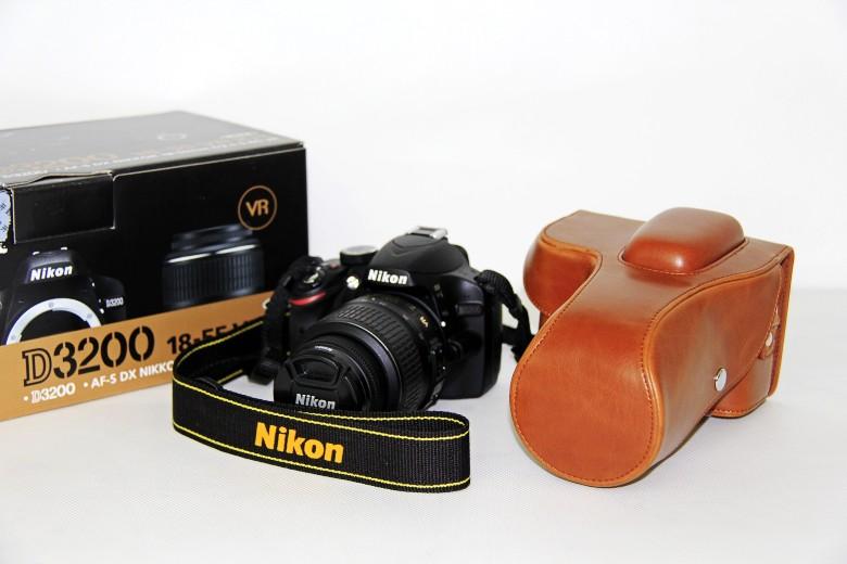 เคสกล้องNikon D3200 D3100