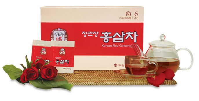 홍삼차 / Red Ginseng Tea