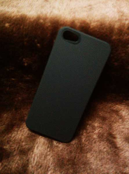 case iphone6 พลาสติก Air jacket