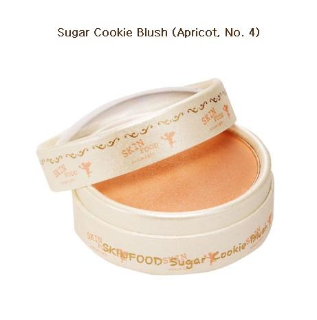 Skinfood Sugar Cookie Blusher #4 Apricot